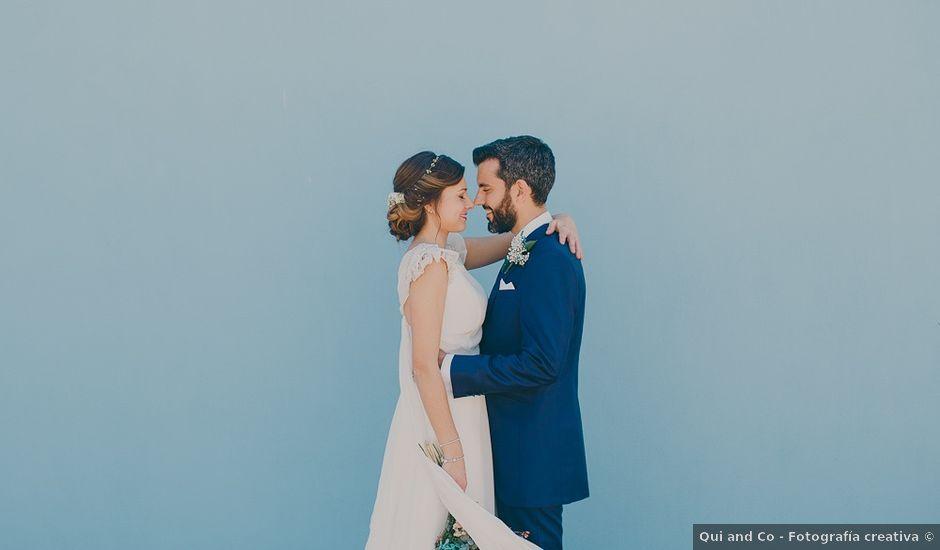 La boda de David y Marina en Cartagena, Murcia
