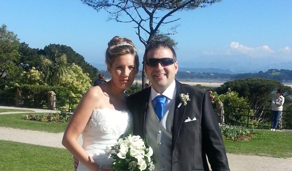 La boda de Lolo y Raquel en Santander, Cantabria