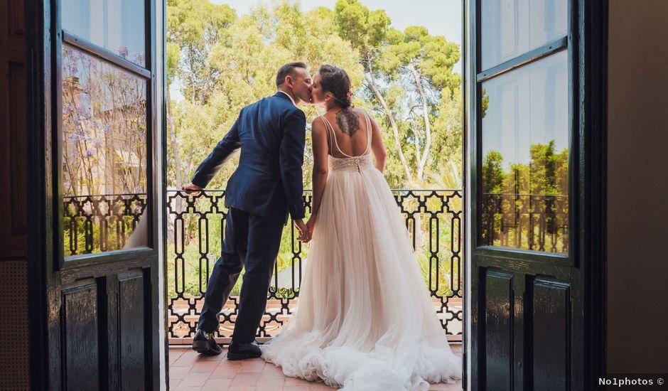 La boda de Andrea y Sara en Alacant/alicante, Alicante