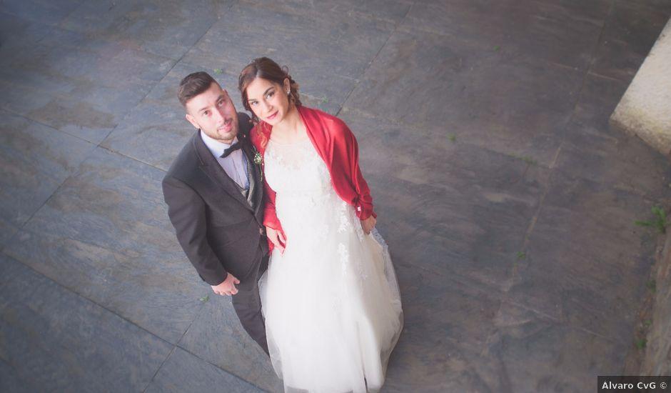 La boda de Sergio y Ainhoa en Carracedelo, León