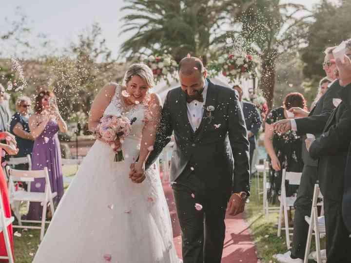 La boda de Fran y Céline