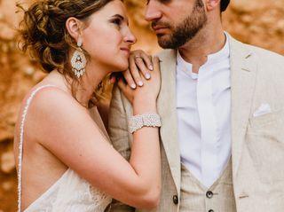 La boda de Elien y Noach 1