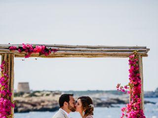 La boda de Elien y Noach