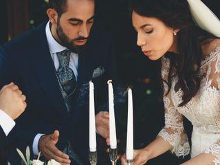 La boda de Dhanne y Joel