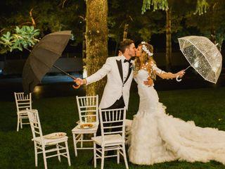 La boda de Urtsule y Eric