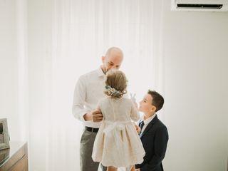 La boda de Úrsula y Victor  1