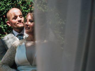 La boda de Úrsula y Victor
