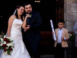 La boda de Juan y Cova