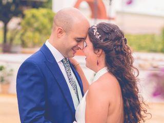 La boda de María  y Rafa