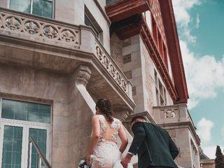 La boda de Alessandra y Alimbek 3