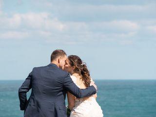 La boda de Alessandra y Alimbek