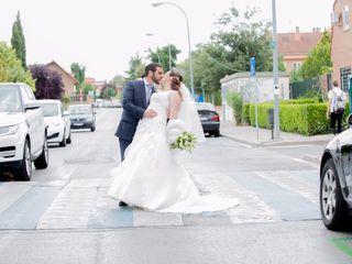 La boda de Virginia y Fran