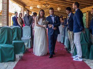 La boda de Dàlia  y Raphaela 2