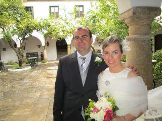La boda de Olaiz y Raúl