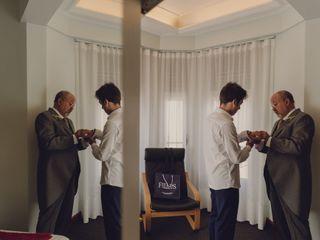 La boda de Adriana y Pablo 2