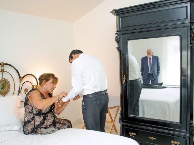 La boda de Pablo y Teresa en Granada, Granada 1