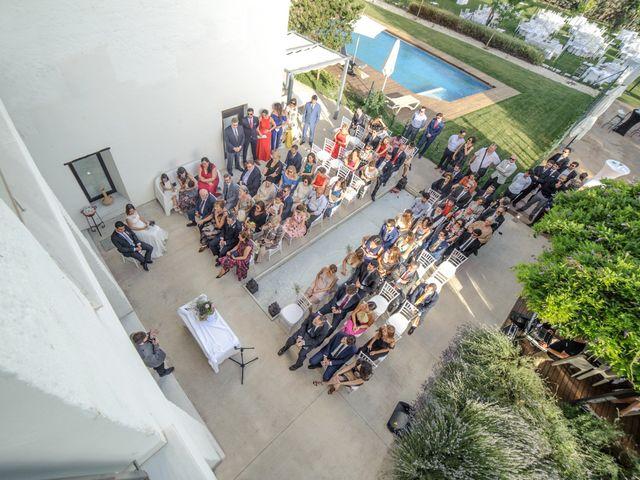 La boda de Pablo y Teresa en Granada, Granada 2