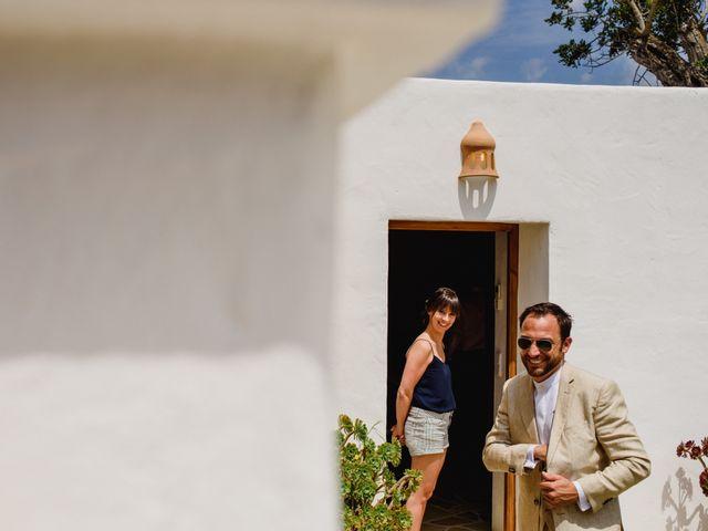 La boda de Noach y Elien en Sant Josep De Sa Talaia/sant Josep De La, Islas Baleares 10