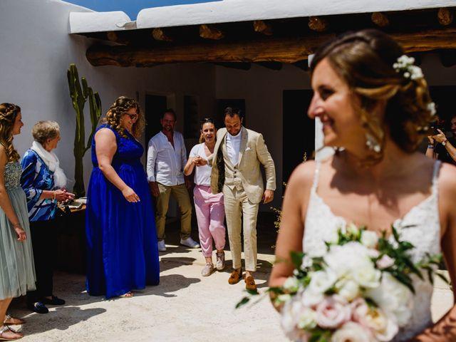 La boda de Noach y Elien en Sant Josep De Sa Talaia/sant Josep De La, Islas Baleares 15