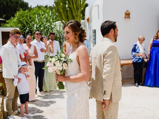 La boda de Noach y Elien en Sant Josep De Sa Talaia/sant Josep De La, Islas Baleares 16