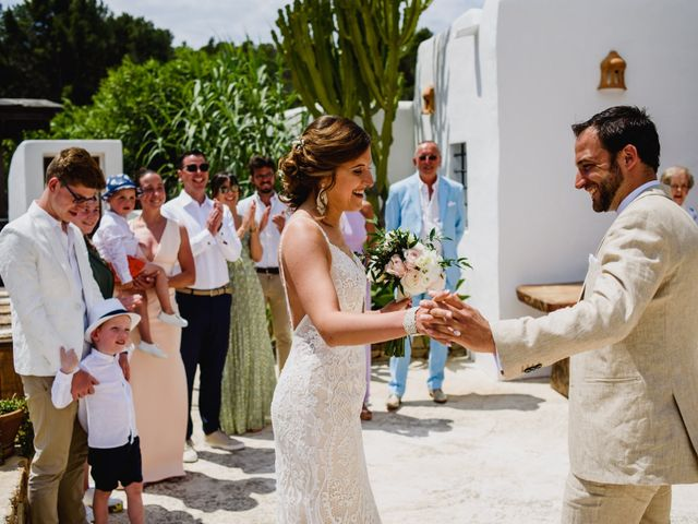 La boda de Noach y Elien en Sant Josep De Sa Talaia/sant Josep De La, Islas Baleares 17