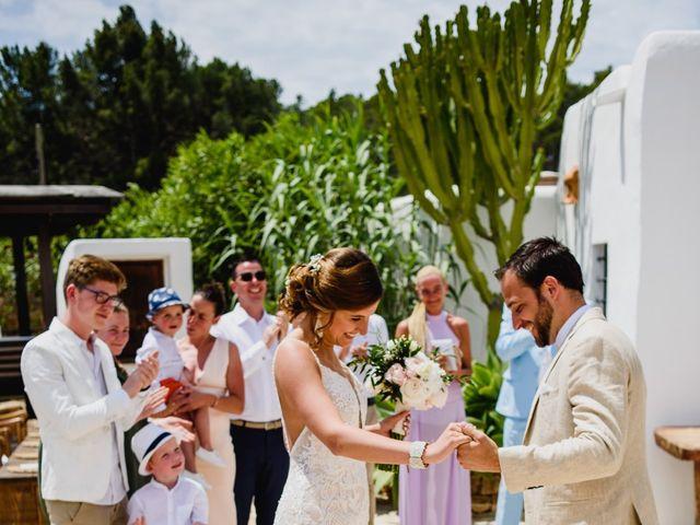 La boda de Noach y Elien en Sant Josep De Sa Talaia/sant Josep De La, Islas Baleares 19