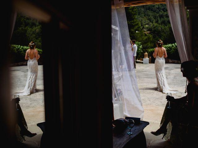 La boda de Noach y Elien en Sant Josep De Sa Talaia/sant Josep De La, Islas Baleares 20