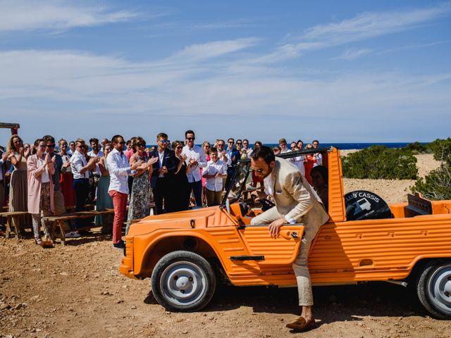 La boda de Noach y Elien en Sant Josep De Sa Talaia/sant Josep De La, Islas Baleares 27