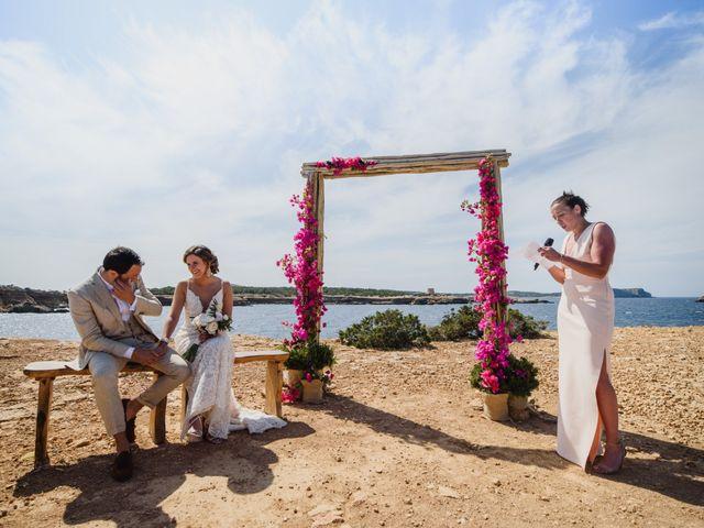 La boda de Noach y Elien en Sant Josep De Sa Talaia/sant Josep De La, Islas Baleares 29