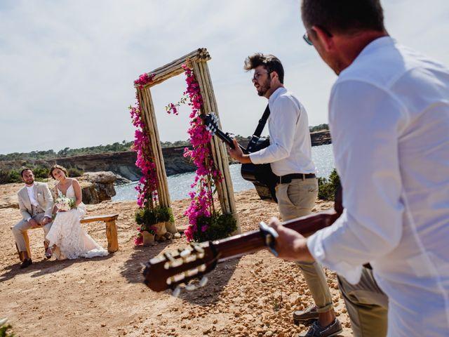 La boda de Noach y Elien en Sant Josep De Sa Talaia/sant Josep De La, Islas Baleares 34