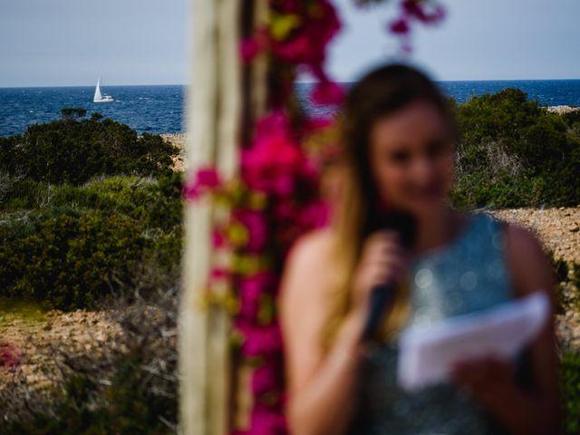 La boda de Noach y Elien en Sant Josep De Sa Talaia/sant Josep De La, Islas Baleares 36