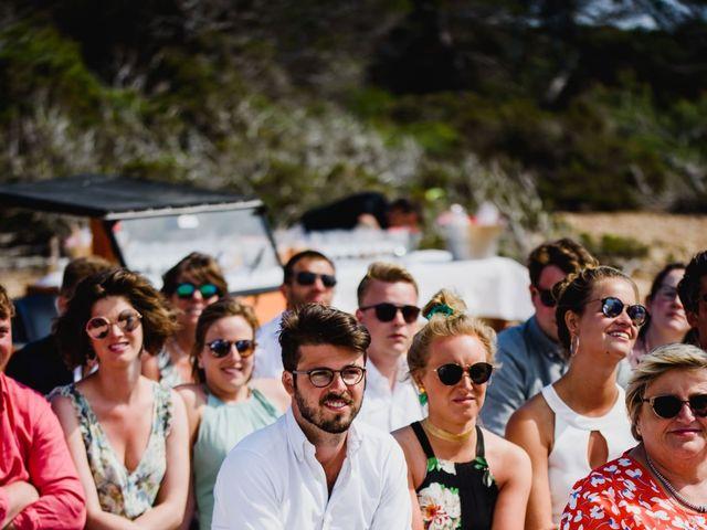 La boda de Noach y Elien en Sant Josep De Sa Talaia/sant Josep De La, Islas Baleares 37
