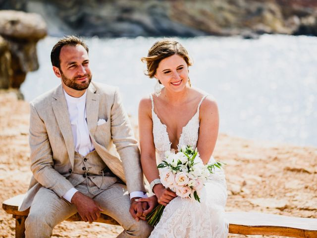 La boda de Noach y Elien en Sant Josep De Sa Talaia/sant Josep De La, Islas Baleares 39