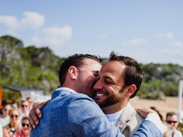 La boda de Noach y Elien en Sant Josep De Sa Talaia/sant Josep De La, Islas Baleares 41