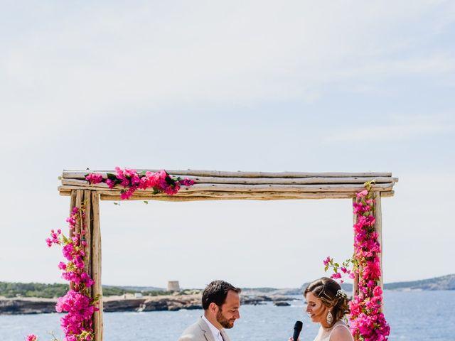 La boda de Noach y Elien en Sant Josep De Sa Talaia/sant Josep De La, Islas Baleares 42