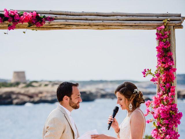 La boda de Noach y Elien en Sant Josep De Sa Talaia/sant Josep De La, Islas Baleares 44