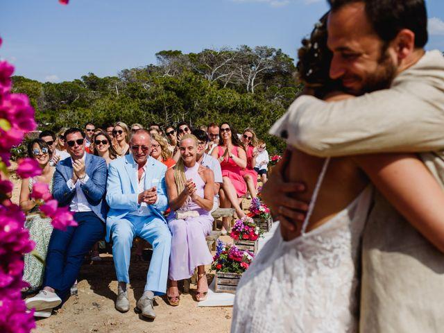La boda de Noach y Elien en Sant Josep De Sa Talaia/sant Josep De La, Islas Baleares 46