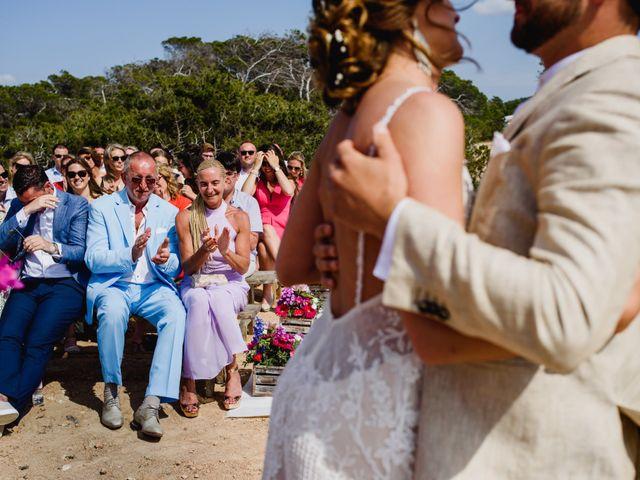 La boda de Noach y Elien en Sant Josep De Sa Talaia/sant Josep De La, Islas Baleares 47