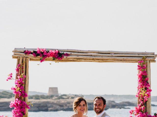 La boda de Noach y Elien en Sant Josep De Sa Talaia/sant Josep De La, Islas Baleares 51