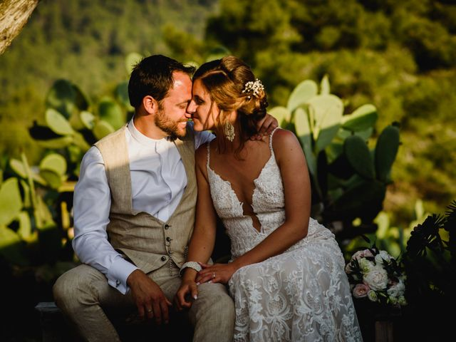La boda de Noach y Elien en Sant Josep De Sa Talaia/sant Josep De La, Islas Baleares 62