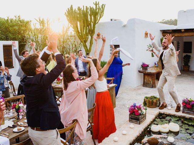 La boda de Noach y Elien en Sant Josep De Sa Talaia/sant Josep De La, Islas Baleares 68