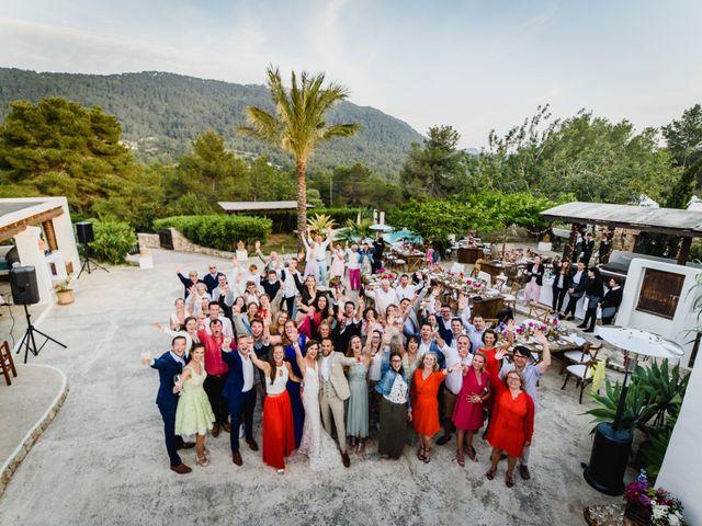 La boda de Noach y Elien en Sant Josep De Sa Talaia/sant Josep De La, Islas Baleares 70