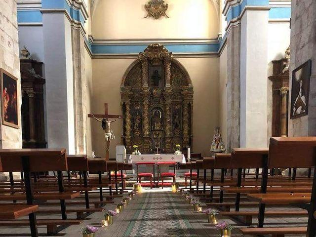 La boda de Mario y Sandra en Alba De Tormes, Salamanca 3