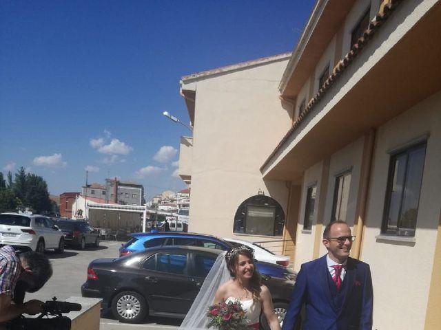 La boda de Mario y Sandra en Alba De Tormes, Salamanca 6