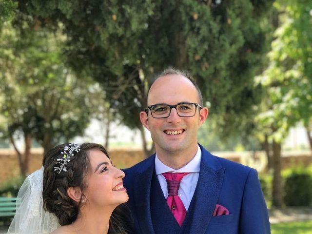 La boda de Mario y Sandra en Alba De Tormes, Salamanca 8