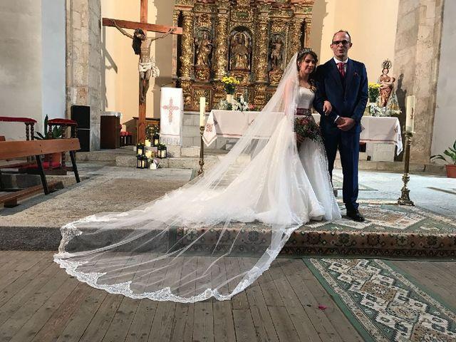 La boda de Mario y Sandra en Alba De Tormes, Salamanca 10