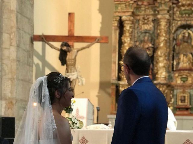La boda de Mario y Sandra en Alba De Tormes, Salamanca 11