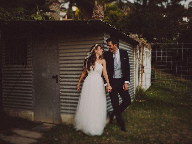 La boda de Ana y Josevi