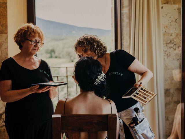La boda de Antoine y Cristina en Fares, Girona 10
