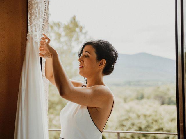 La boda de Antoine y Cristina en Fares, Girona 11